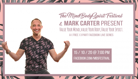 Value Your Mind, Value Your Body, Value Your Spirit: A series with MIND BODY SPIRIT FESTIVALS
