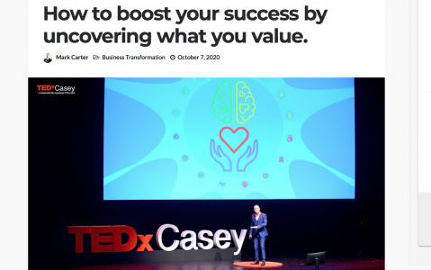 How to boost your success by uncovering what you value. A feature for CEO WORLD MAGAZINE