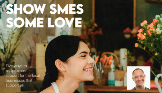 INSIDE SMALL BUSINESS: Summer Edition – Show SMES Some Love
