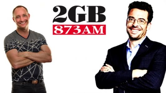 2GB Sydney – 4BC Brisbane – With Joe Hildebrand: Discussing new year resolutions and goals
