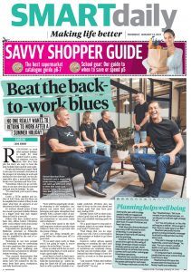 SMART DAILY – News Corp Mastheads: Contribution on 'How to beat the back to work blues'