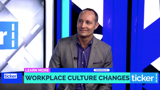 TICKER TV: Workplace cultures changing and what to focus on to invest in your culture
