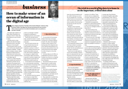 PIPA Adviser Edition 22: How to make sense of an ocean of information in the digital age